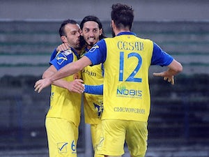 Chievo down Sampdoria
