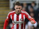 Connor Wickham for Sunderland on December 21, 2014
