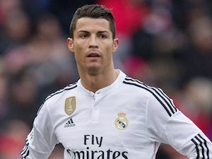 Cristiano Ronaldo for Real Madrid on February 7, 2015