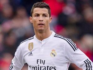 Cristiano Ronaldo for Real Madrid on February 7, 2015