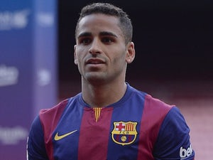 Barca's Douglas joins Benfica on loan
