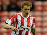 Duncan Watmore for Sunderland on January 4, 2015