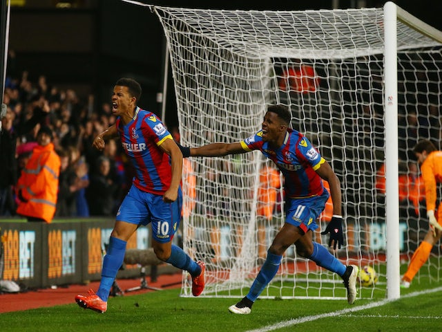 Result: Campbell earns Palace point