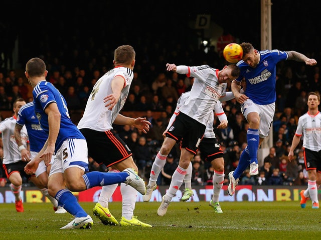 Result: Ipswich survive late Fulham scare