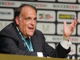 Javier Tebas, President of Liga de Futbol Profesional during the Soccerex European Forum Conference Programme on September 10, 2014