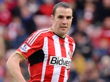 John O'Shea for Sunderland on October 4, 2014
