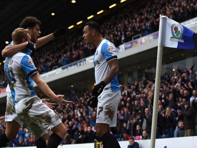 Result: Blackburn thrash Stoke in FA Cup