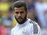 Nacho for Real Madrid on September 27, 2014