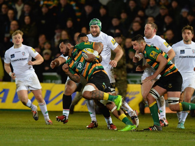 Result: Saints too strong for Exiles