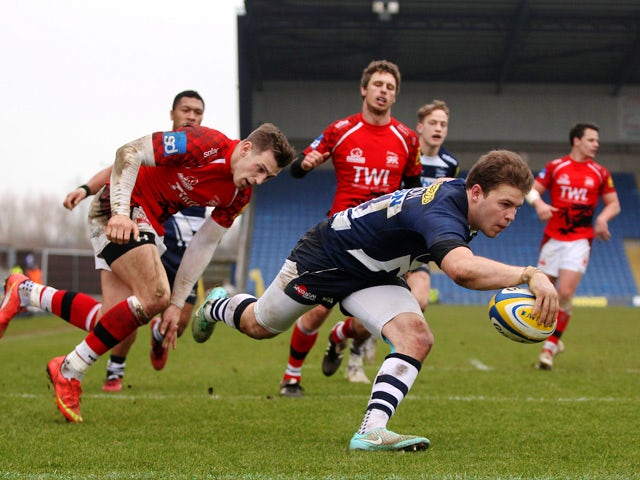 Result: Sale Sharks hammer sorry London Welsh