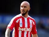 Stephen Ireland for Stoke on August 4, 2014