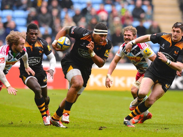 Result: Wasps prove too strong for Harlequins