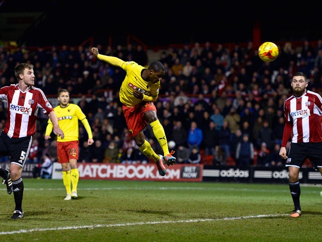 Result: Ighalo scores late winner at Brentford