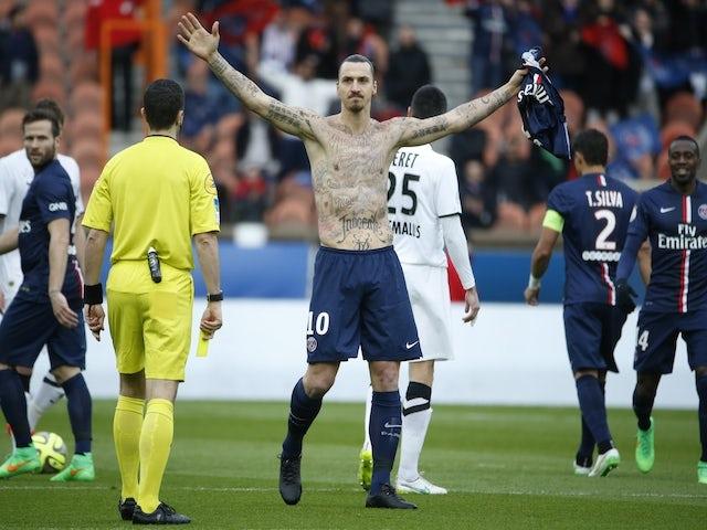 Result: Late Caen comeback stuns PSG