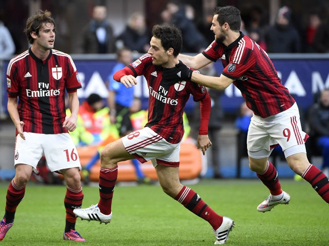 Result: Milan overcome resilient Palermo