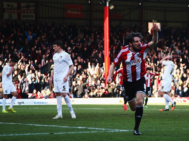Result: Brentford edge out Bournemouth