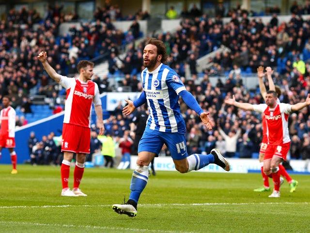 Result: Brighton squeeze past Birmingham