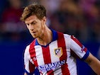 Cristian Ansaldi for Atletico Madrid on October 1, 2014