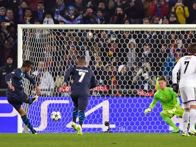 Result: Danilo claims draw for Porto