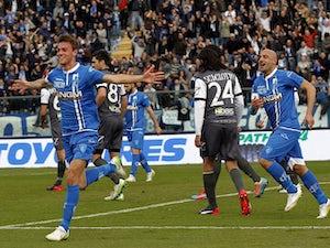 Empoli ease relegation worries