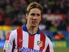 Fernando Torres for Atletico Madrid on January 28, 2015