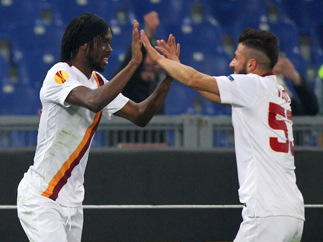 Result: Roma, Feyenoord play out draw
