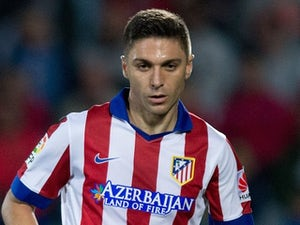 Guilherme Siqueira for Atletico Madrid