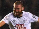 Jake Buxton for Derby County on December 16, 2014