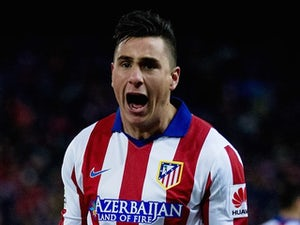 Team News: Gimenez in for Savic for Atletico