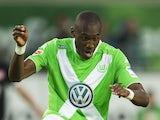 Joshua Guilavogui for Wolfsburg on November 30, 2014