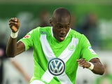 Joshua Guilavogui for Wolfsburg on November 30, 2014