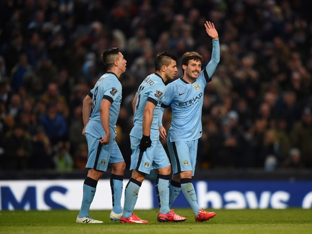 Result: City hit five in Newcastle statement