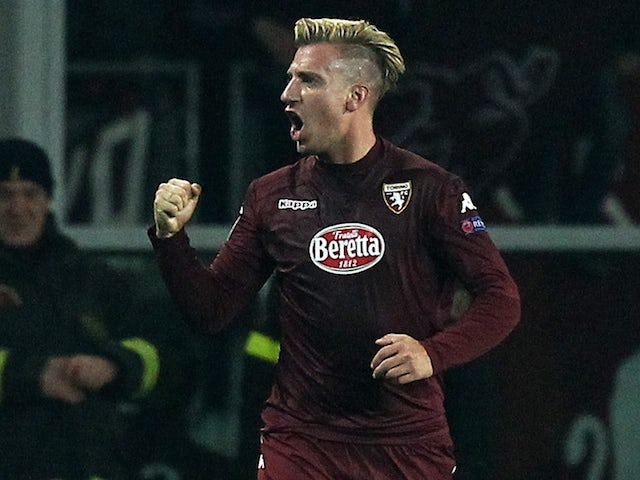 Result: Late goal earns Torino draw with Roma