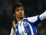 Oliver Torres for Porto on January 15, 2015