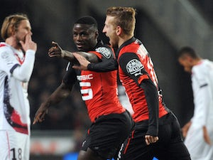 Bordeaux grab late draw at Rennes