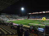 A general view of the stadium ahead of the Serie A match between Parma FC and Catania Calcio at Stadio Ennio Tardini on December 21, 2011