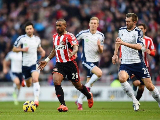 Result: Sunderland, WBA share spoils
