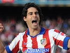 Tiago Mendes for Atletico Madrid on November 22, 2014