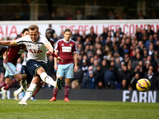 Result: Kane earns injury time point for Spurs