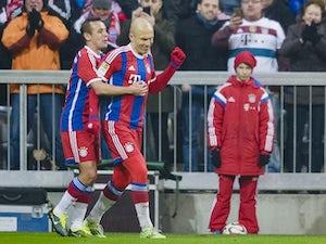 Live Commentary: Bayern Munich 4-1 FC Koln - as it happened