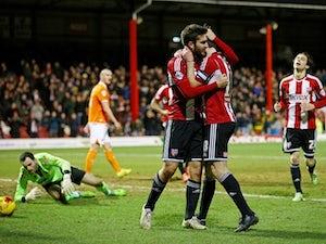 Toral treble downs struggling Blackpool