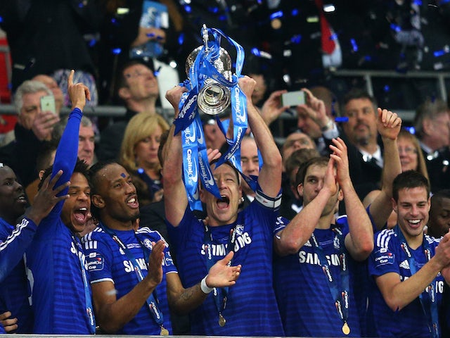 Result: Chelsea see off Spurs to win League Cup