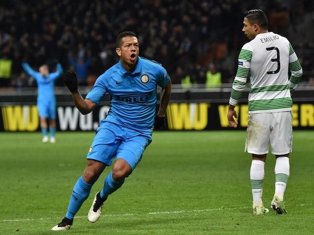 Result: Inter overcome Celtic
