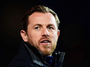 Gary Rowett manager of Birmingham City looks on during the Sky Bet Championship match between Ipswich Town and Birmingham City at Portman Road on February 24, 2015