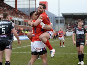 Hull KR secure comeback win over Salford
