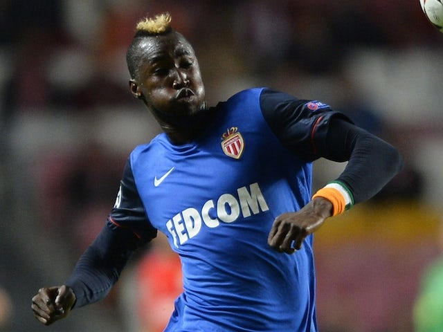 Result: Late Traore goal salvages point for Monaco