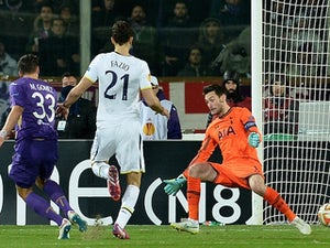 Spurs knocked out by Fiorentina