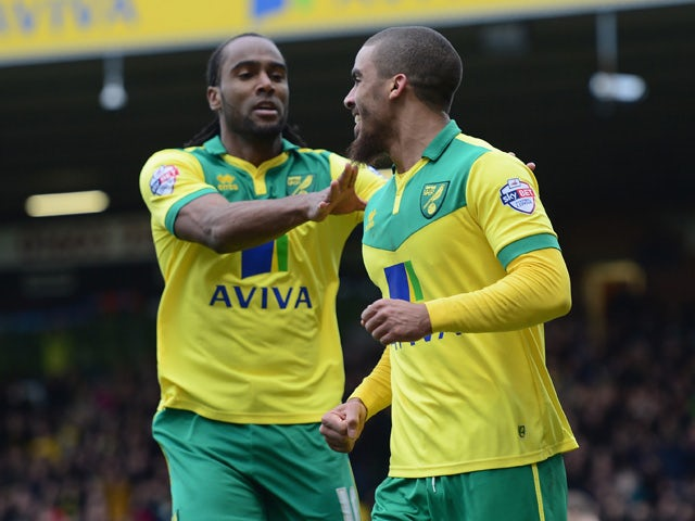 Result: Canaries win East Anglian derby