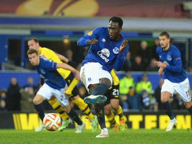 Result: Everton surge into Europa League last 16
