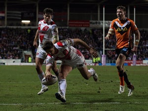 Castleford draw Saints in Challenge Cup